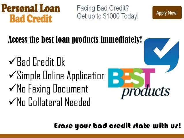 Personal Loans For People With Spotty Credit – What Are The Available Options?   WebXpress