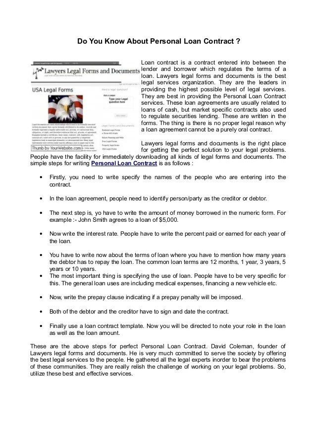 how to write a personal contract - Alannoscrapleftbehind - personal loan agreement contract template