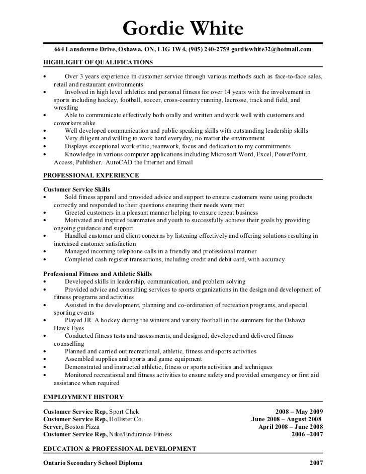 resume sample kpmg