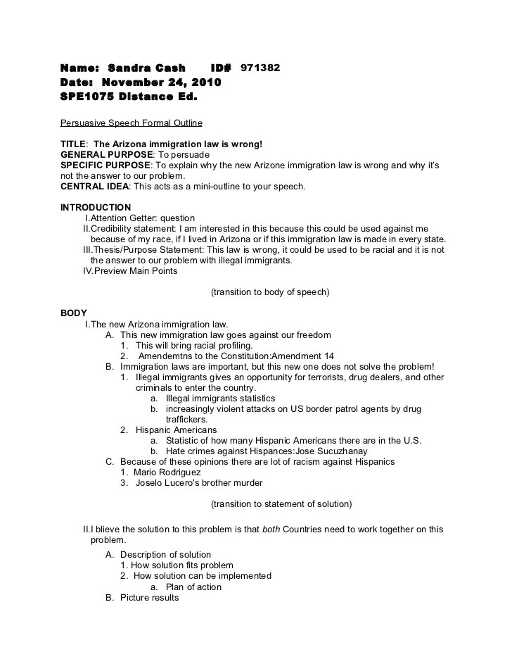 Example Of A Essay Outline Cover Letter Example Of A Essay Outline