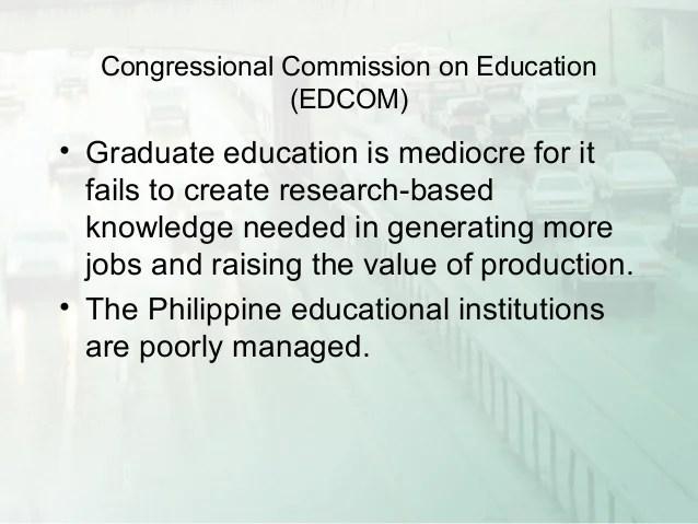 Philippine Education Presentation