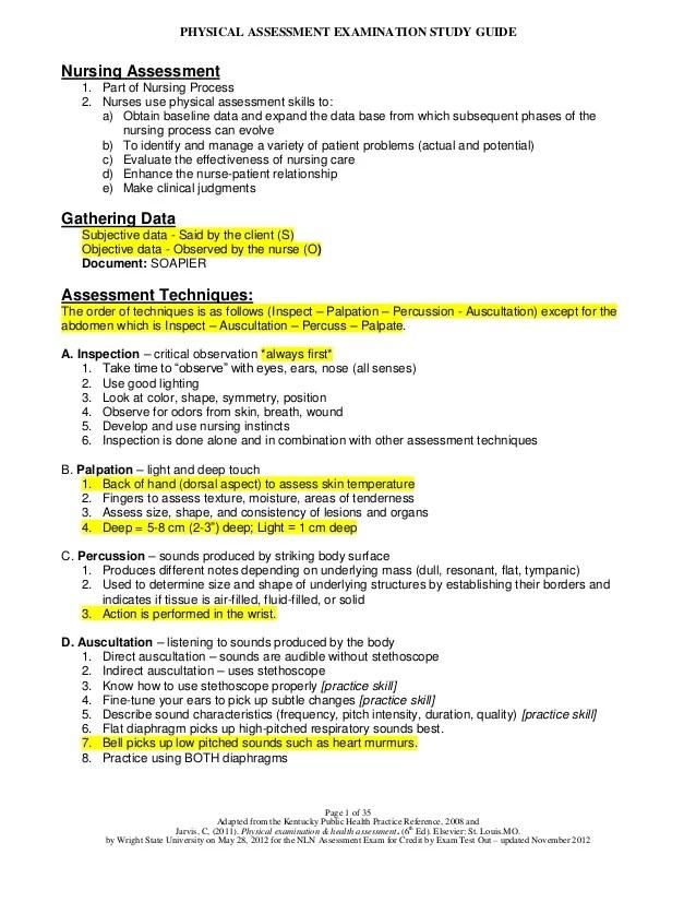 physical assessment form for nurses - Josemulinohouse - nursing assessment form