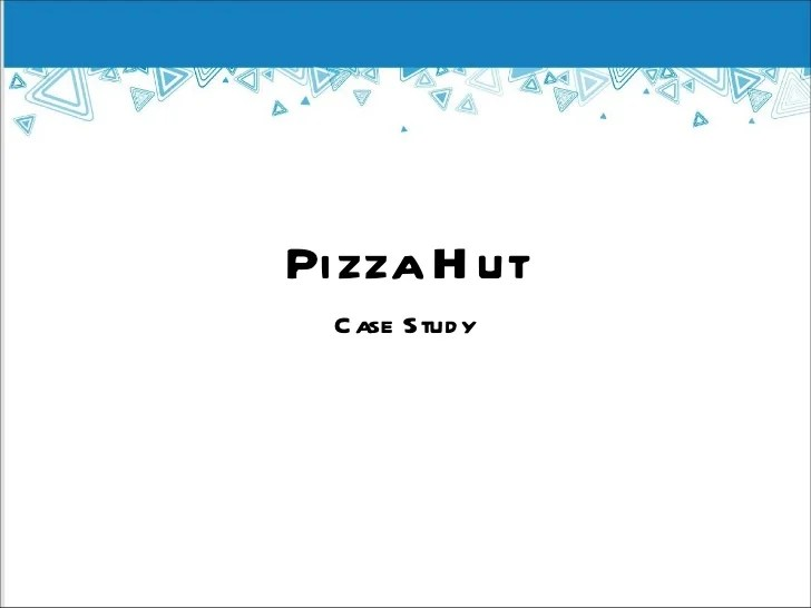 Faculty Web Directory California State University Los Pizza Hut Case Study Fb