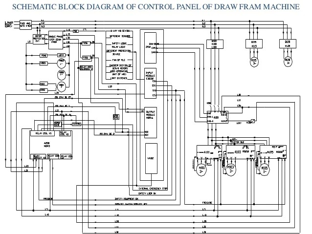 t r module block diagram