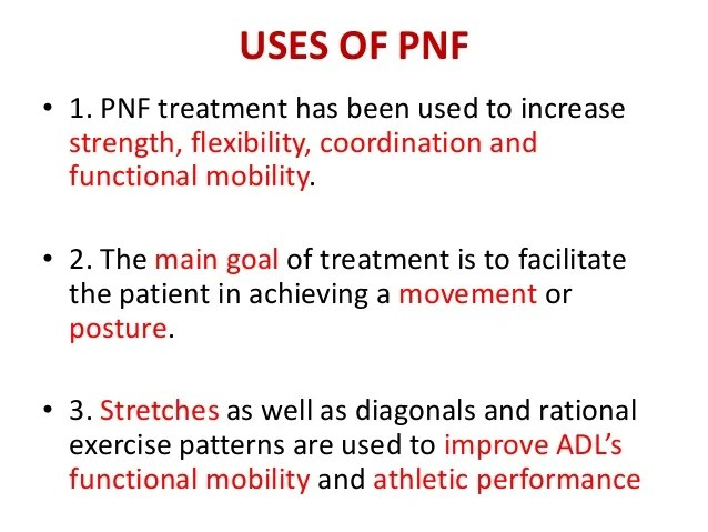 proprioceptive neuromuscular facilitation - Onwebioinnovate