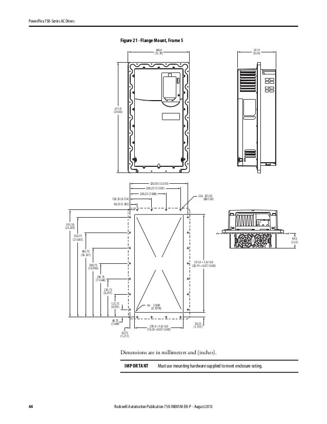 powerflex 753 wiring diagram
