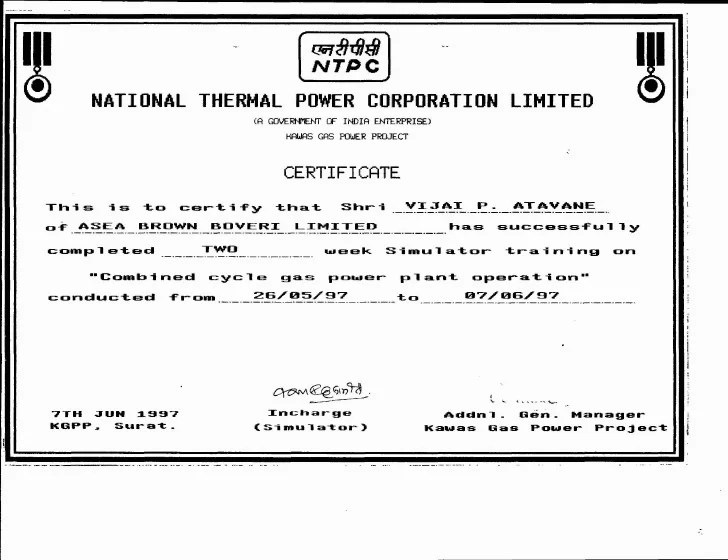 Safety Training Certificate Template | Professional resumes sample ...
