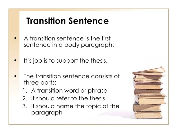 transition words for first body paragraph - Intoanysearch - transition to start a paragraph