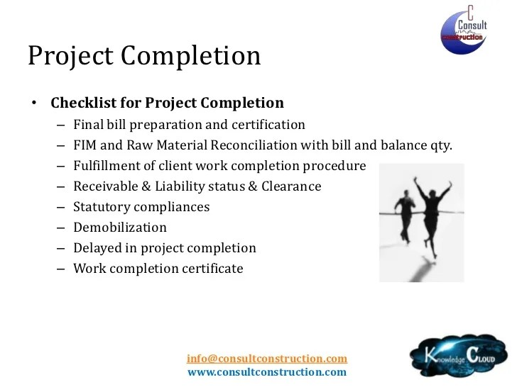 project completion certificate format nfgaccountability project - Project Completion Certificate Format