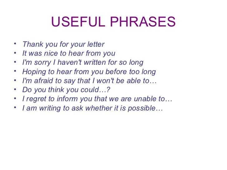 Crickweb Ks1 Literacy Ppt An Informal Letter