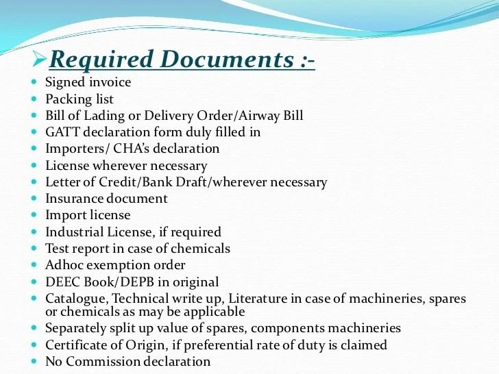 Letter Of Credit Lc Mt700 Bronze Wing Trading Llc Ppt Of Custom Procedure 001