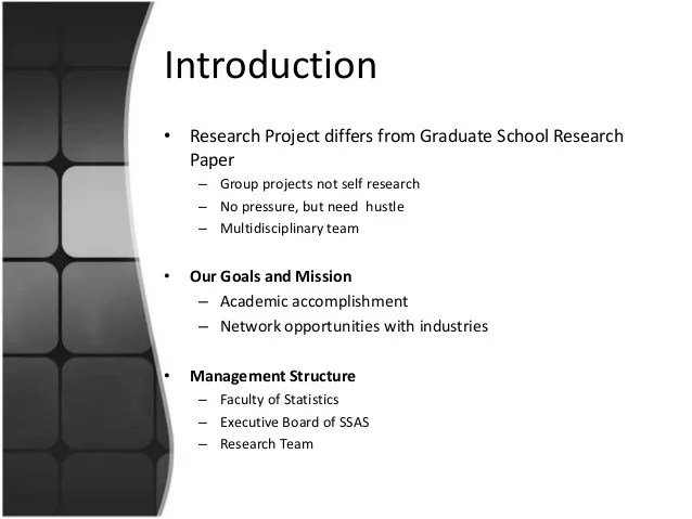 Project Proposal Template 52 Free Word Ppt Pdf Ppt Of Research Projects