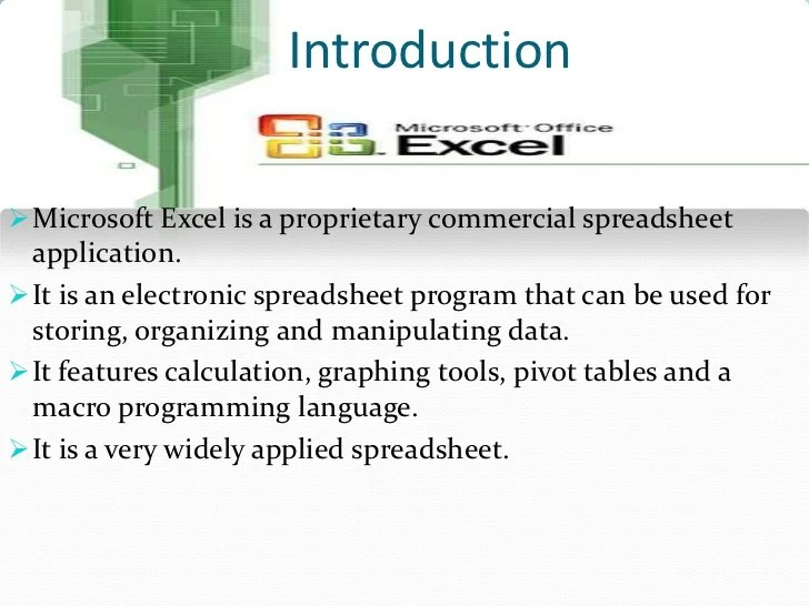 microsoft excel graphing