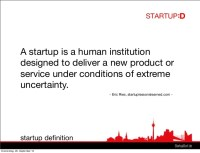 Prelaunch StartupDorf Keynote @garagebilk 09/25/13 ...