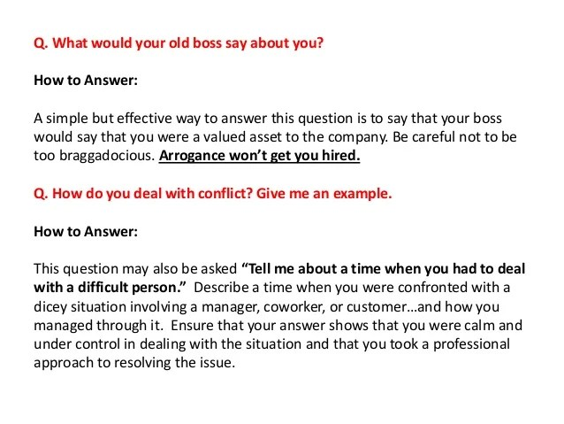 customers service interview question and answer - Goalgoodwinmetals