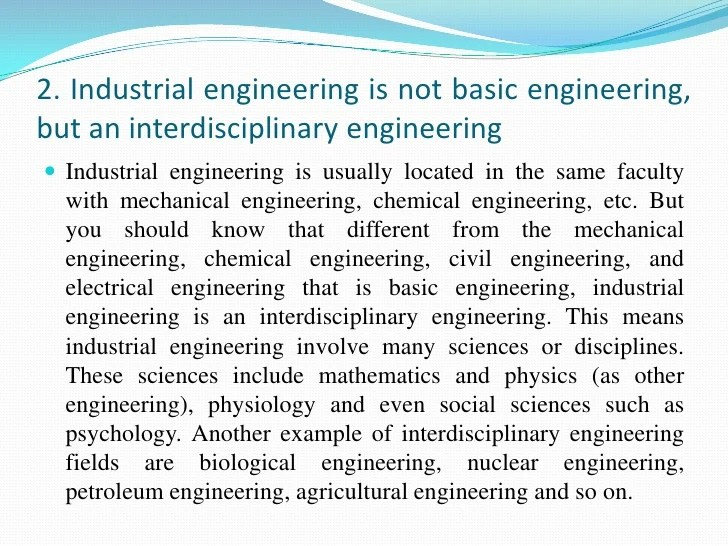 what does an industrial engineer do - Acurlunamedia