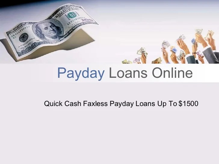Quick payday loans online up to $1500 with no credit check and no fax…