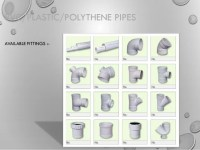Types of pipes