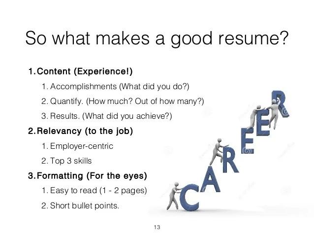 how to create good resume - Romeolandinez - how do you make a good resumes