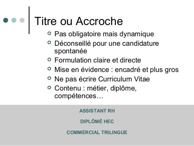 accroche cv assistant social