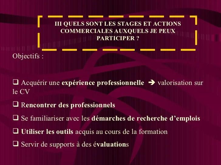acquerir experience professionnelle sur cv