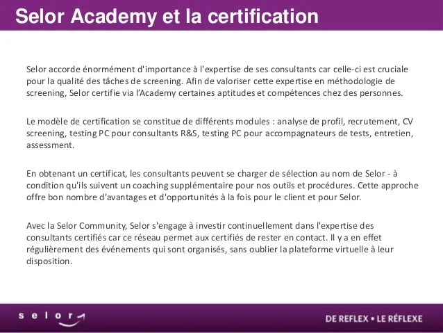 competences cognitives cv