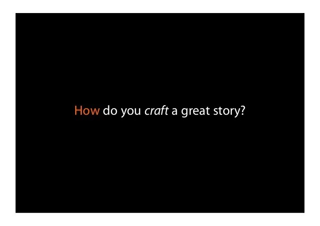 Let Me Tell You A Tale The Magic In Everyday Storytelling