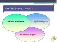 Prior art search - Patent