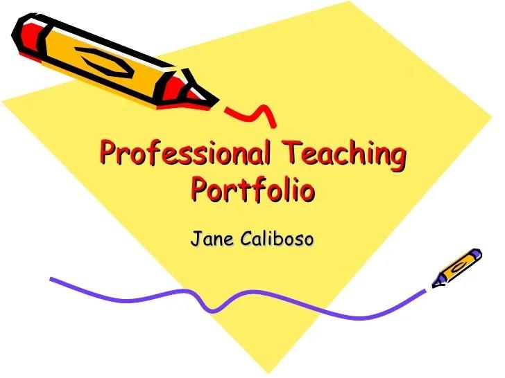 Education Wikipedia Professional Teaching Portfolio
