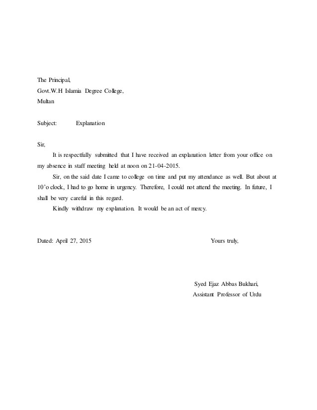 letter to professor about absence - Josemulinohouse - absent from class letter