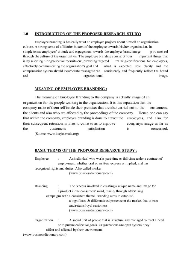 Example Of Cover Letter For Business Management Heres A Real Life Example Of A Great Cover Letter With Research Proposal On Employee Branding