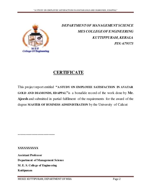 certificate of employment with compensation format - Tower