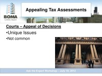 Illinois Property Tax Assessments