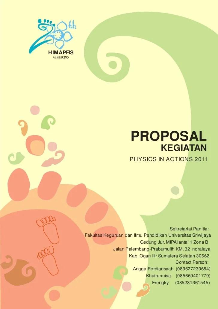 Contoh Cover Proposal Contoh Skripsi Proposal Skripsi Contoh Skripsi Trik Proposal Pia Untuk Sponsor