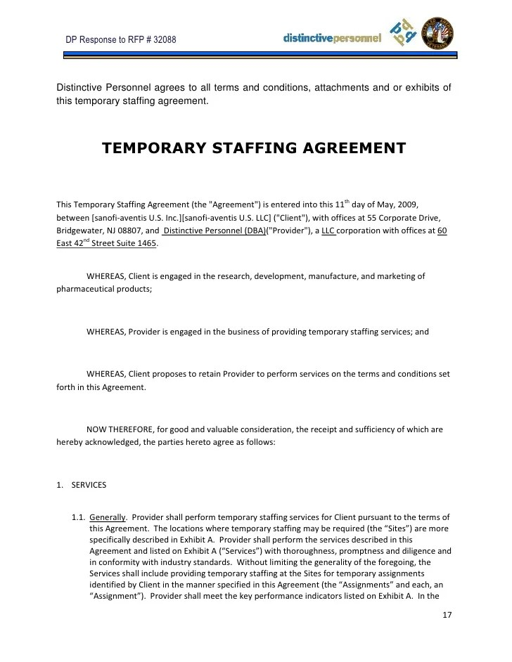 Contract Of Agreement Between Two Parties – Agreement Contract Sample Between Two Parties