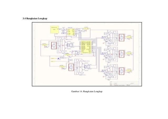 blok diagram hp
