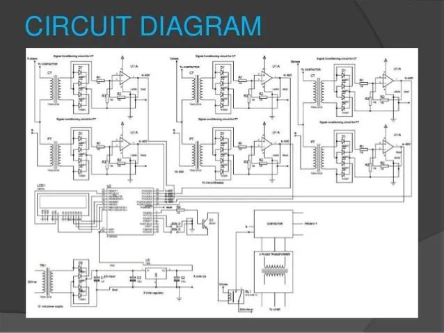 elevator circuit diagram project logic ic