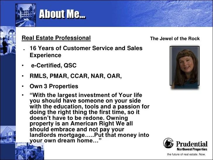 Real Estate Buyer Slide Show
