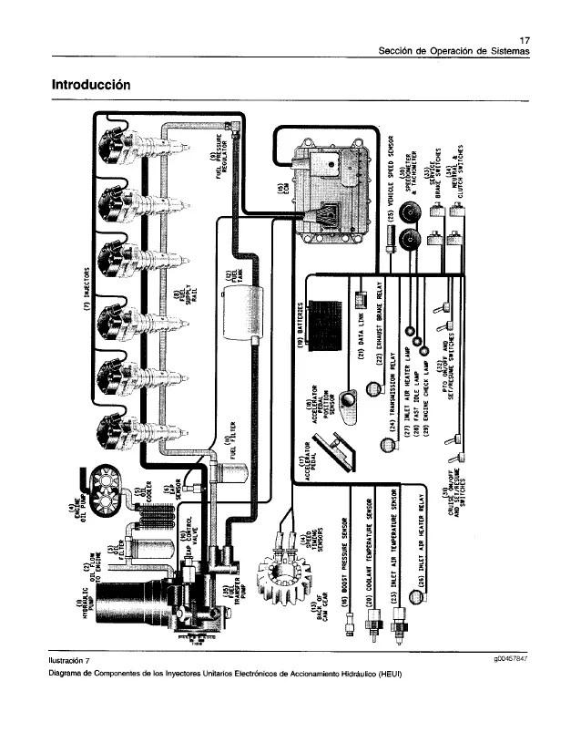 Caterpillar 3126 Wiring Diagram Schematic Diagram Electronic