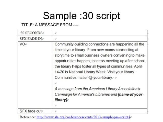public service announcement template gallery template design ideas