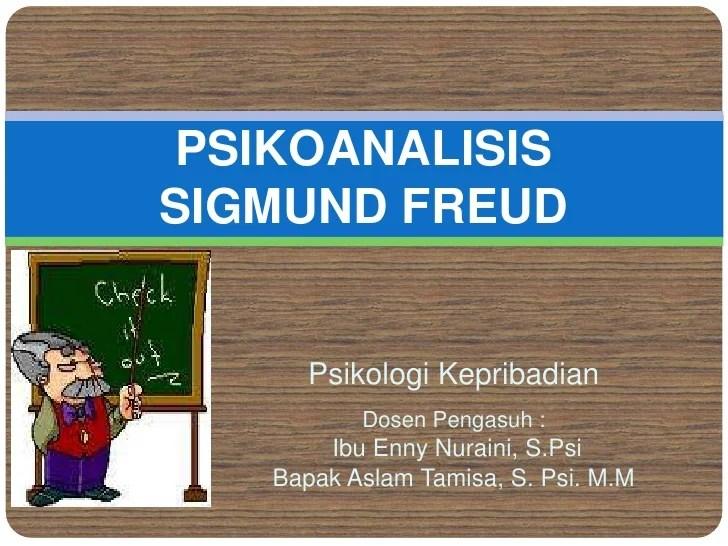 Konsep Dasar Kepribadian Quality Audit Wikipedia The Free Encyclopedia Psikoanalisis Sigmund Freud Psikologi Kepribadian