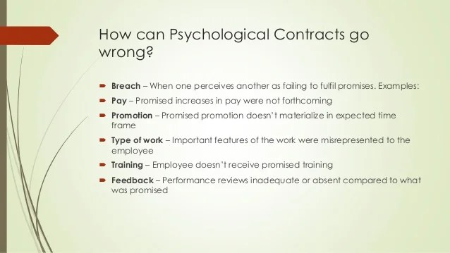 employee contracts examples