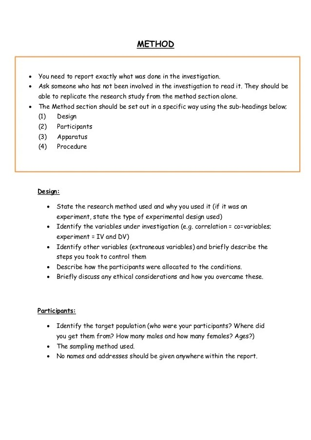 investigation report format examples - Josemulinohouse