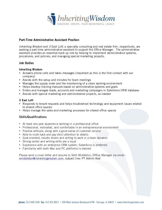 Day Care Assistant Job Description Resume - Dalarcon.com