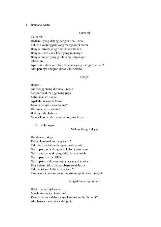 Puisi Bahasa Inggris Tentang Sekolah 7 Contoh Puisi Tentang Mimpi Dan Cita Cita Dalam Bahasa Puisi Tentang Sekolahku Naskahkutk