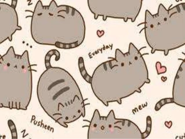 Cute Sushi Wallpaper Hd Pusheen