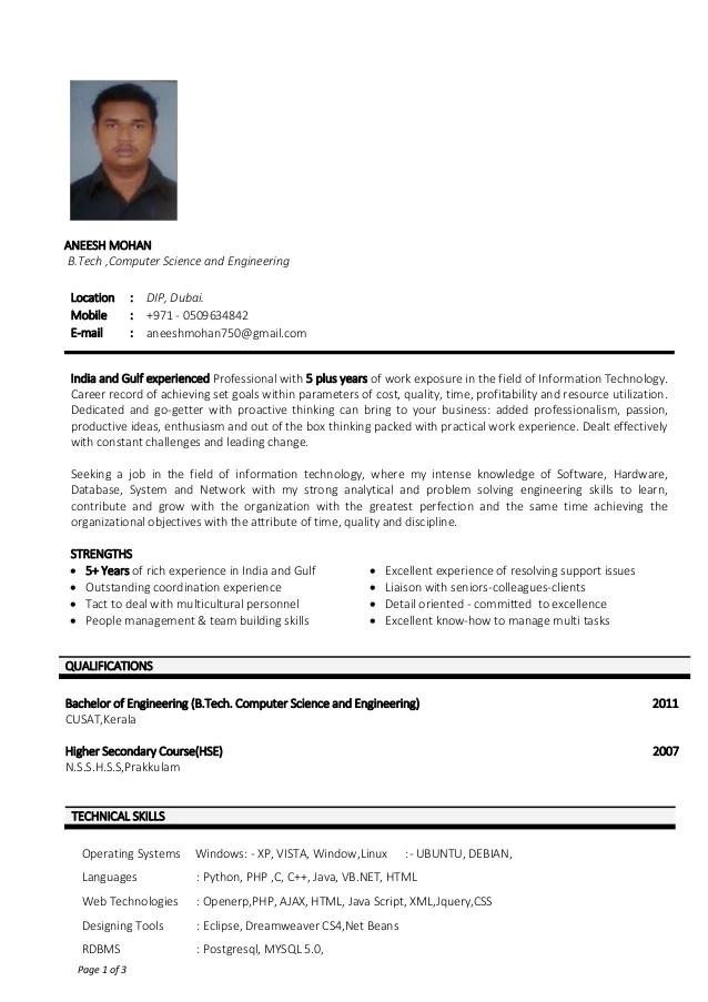 cv english java developer sample resume java developer dice insights page 1 of 3aneesh mohanbtech computer