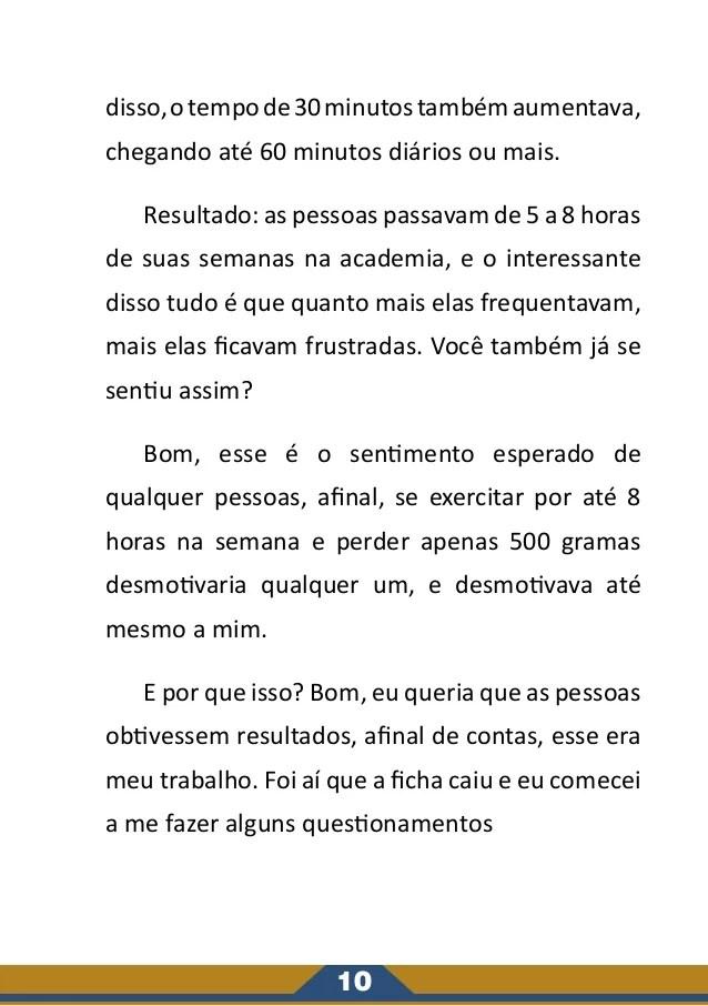 Q48 do sedentarismo à barriga chapada