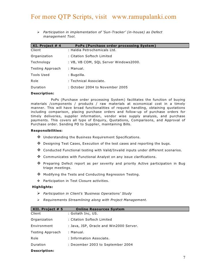 QA Sample Resume CV Software Bug Quality Assurance Testing Resume  Reentrycorps Financial Analyst Resume Example Qa  Qa Sample Resume