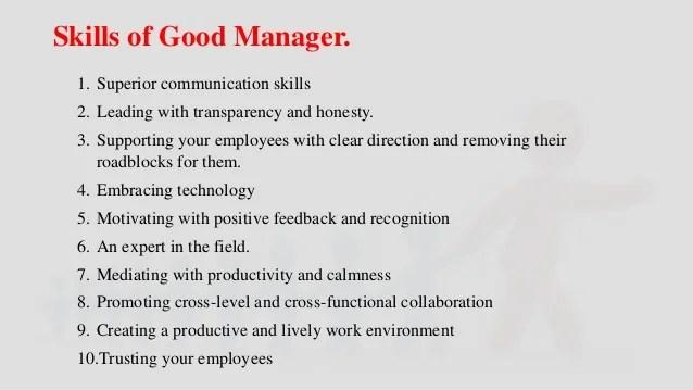 traits of a good supervisor - Goalgoodwinmetals